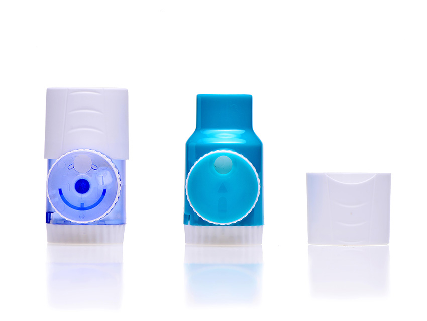 Oral Dry Powder Inhaler for Asthma