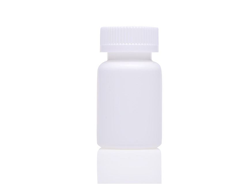 75ml Child Resistant Cap Bottle for Tablets and Capsule Z007