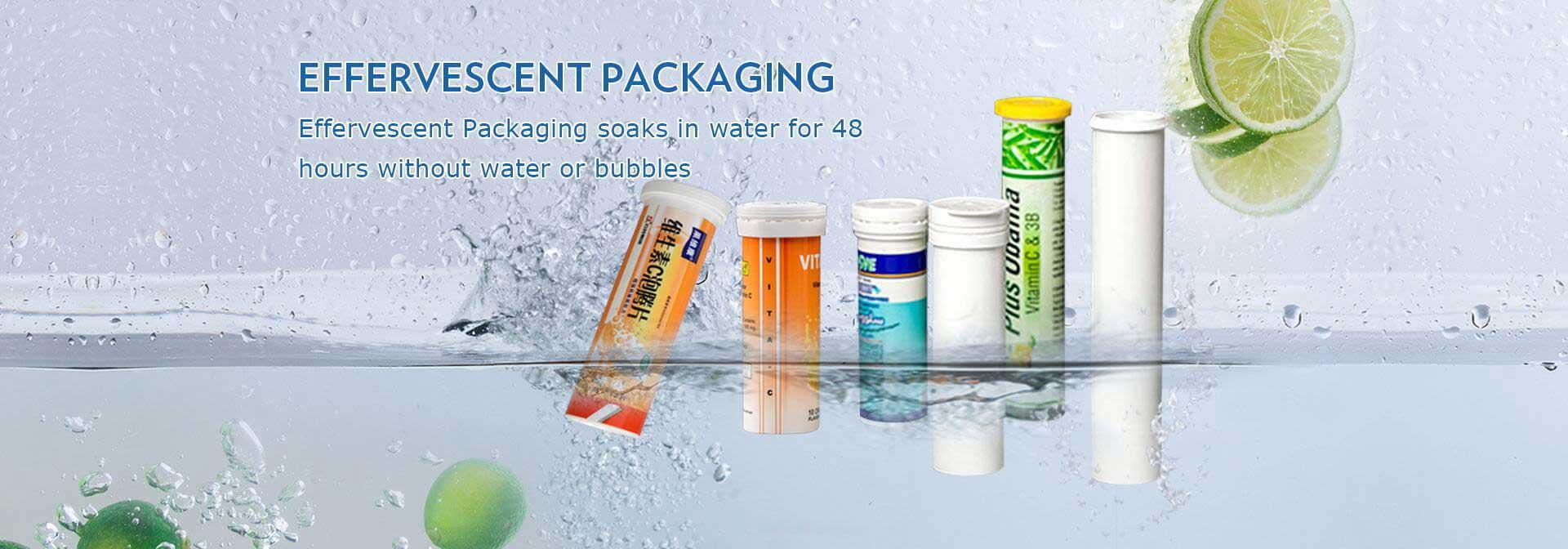 Effervescent Packaging