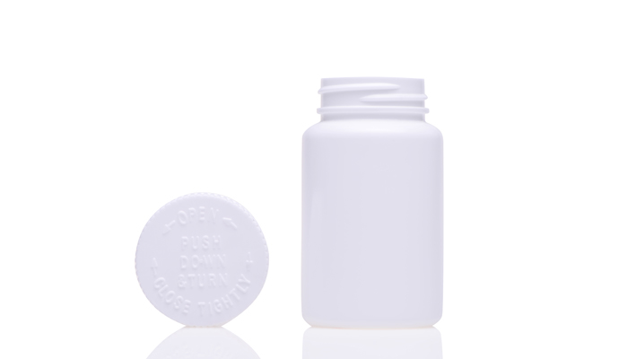What is Child Resistant Cap Bottle