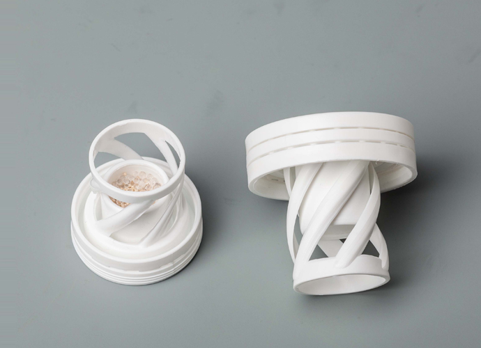 Pills Tubes with Desiccant Cap for 10pcs Multivitamin