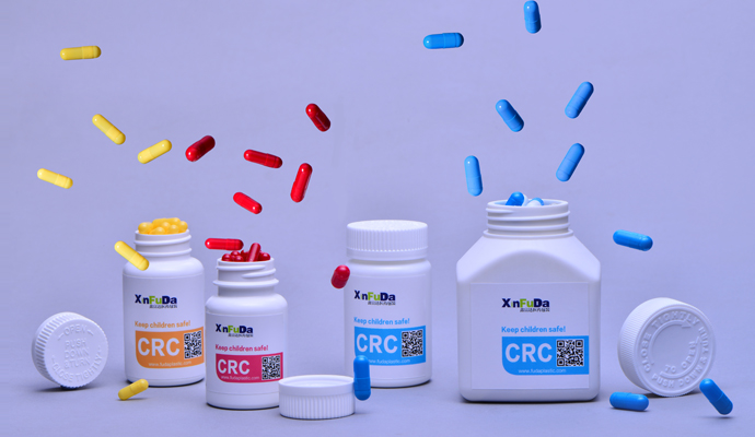 Nutritional Supplements Containers Manufacturer