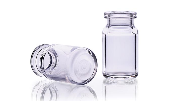 No metal ions packaging-COP vials