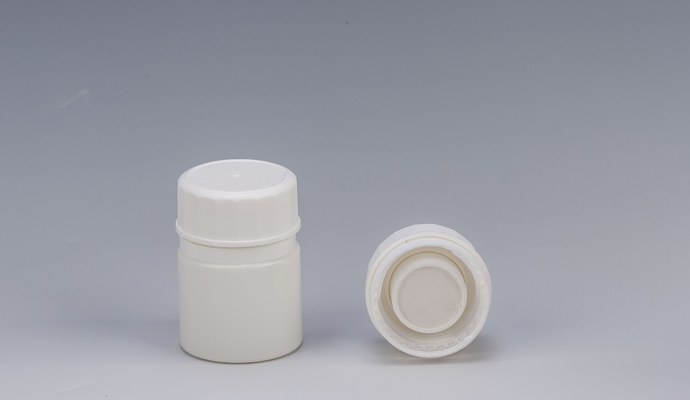 Polyethylene moisture proof container