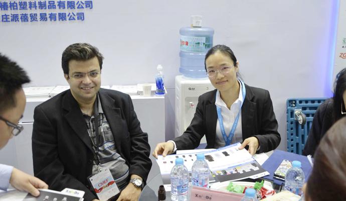 API Shanghai 2018 bring anything for Xinfuda