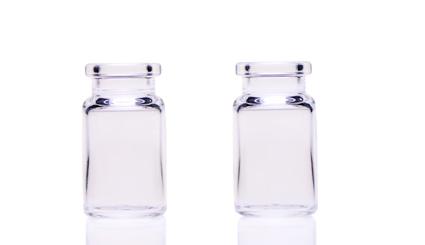 Plastic injection vials-COP (a new plastic material for cancer medicine)