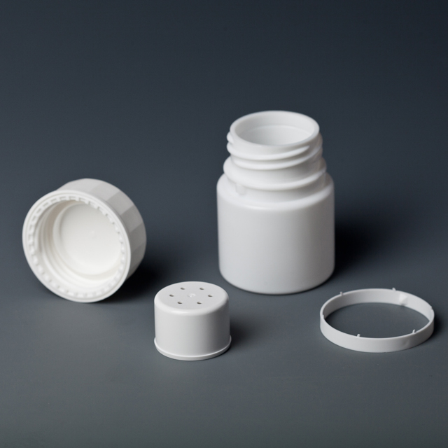 High barrier containers meet new standards in healthcare packaging