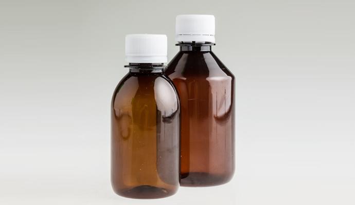 Pharma Oral Liquid Bottle Supplier