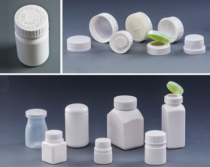 Plastic healthcare packaging