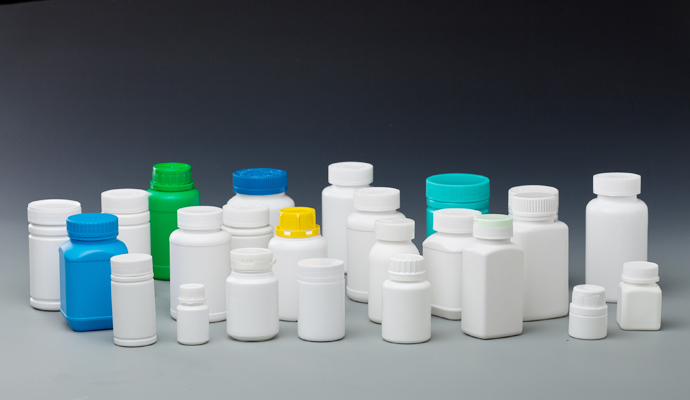 Safe pharmaceutical packaging for child resistant cap