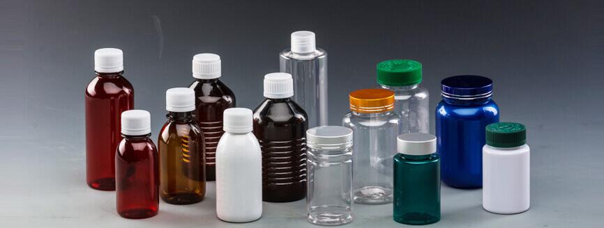 Medicinal polyester bottle