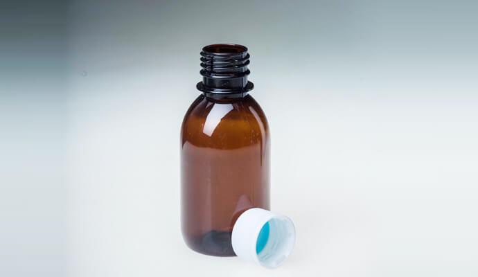 How is medicinal PET bottles sterilized