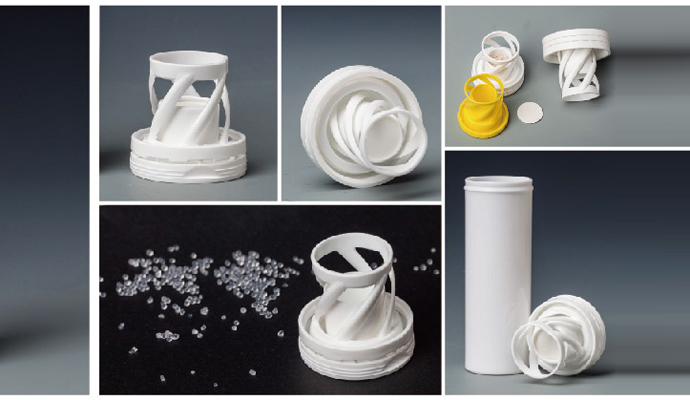 Is the desiccant in moisture-proof bottle safe