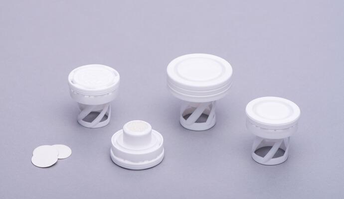 Herbal tablets tube