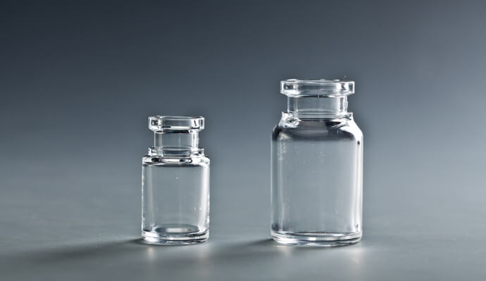 Cyclic olefin polymerization (COP) medicinal plastic bottle - has been registered with the associated review number