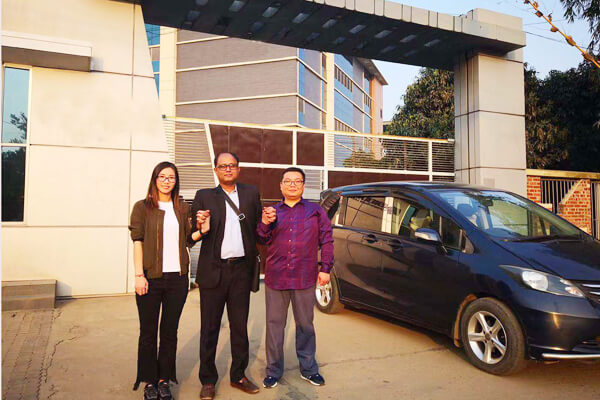 Bangladesh business visit trip ended