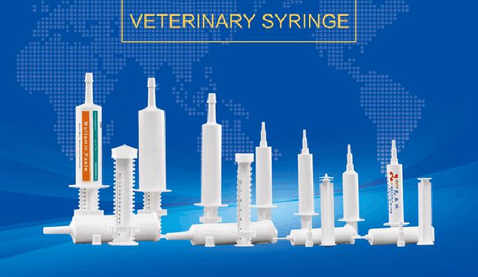 China plastic syringe factory