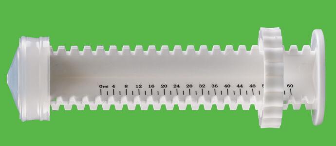 Kinds of syringe plunger