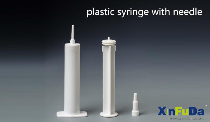 Sterile for plastic syringe