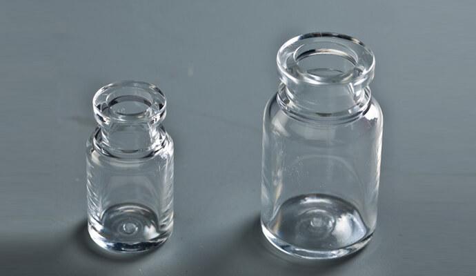 Biological drug packaging-COP injection vials