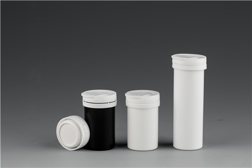 feature of glucose test strip container