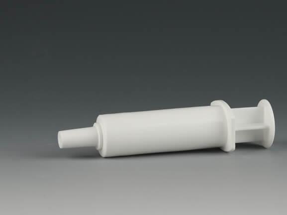 Process design of pet oral syringe