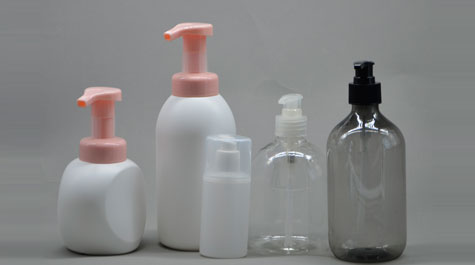 Hand sanitizer gel bottle sizes