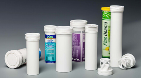 Xinfuda offer you special tube for effervescent tablets