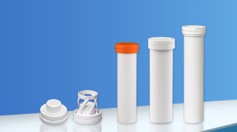 How to choose the desiccant inside the effervescent tube