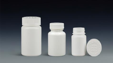 What kind of tablet medicine bottle has better performance