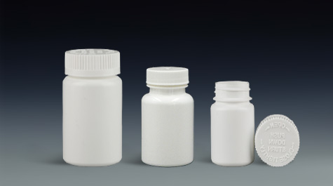 Measuring method of appearance size of pill bottle