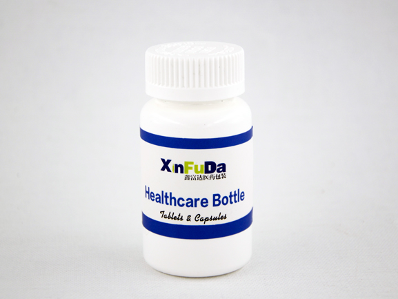 85ml Plastic Medicine Bottle  with CRC Z006