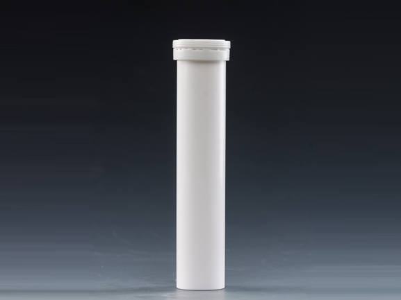 133mm Vitamin C Tube with Desiccant  Cap Y005