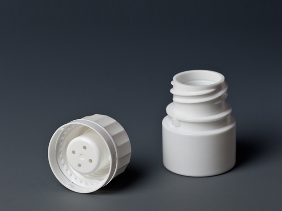 25ml China Pharma Desiccant Bottle Supplier Z002