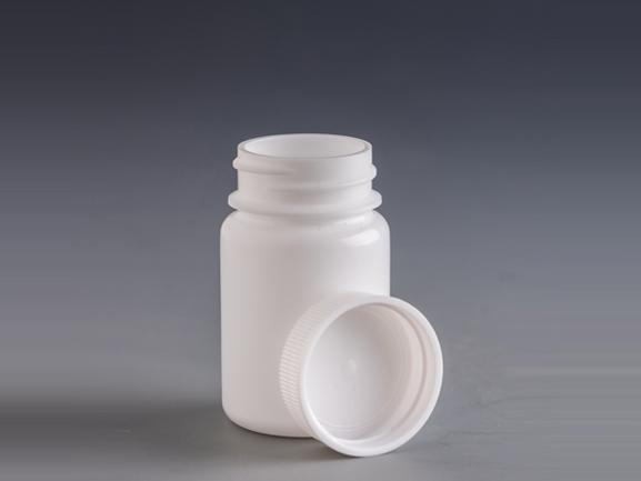 45ml Plastic Medicine Bottle with CRC Z009
