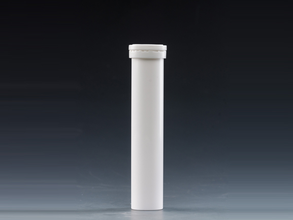 144mm Urine Test Strip Tube with Desiccant Cap Y004