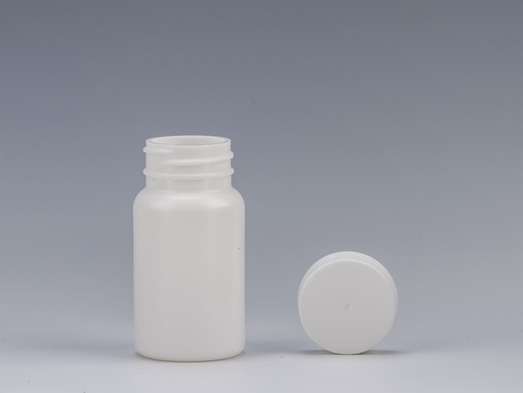 60ml Plastic Pills Container with CRC Z010