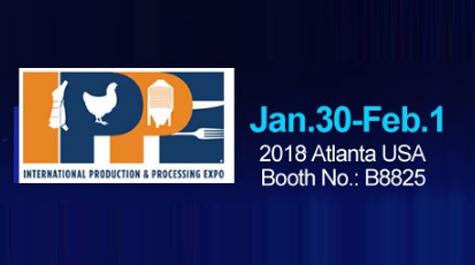 Xinfuda will attend IPPE Atlanta 2018