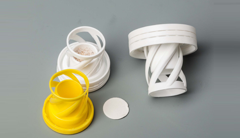 Desiccant Stoppers Give Tablets Dry Condition
