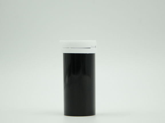 Bottle for PH test strips supplier 63mm