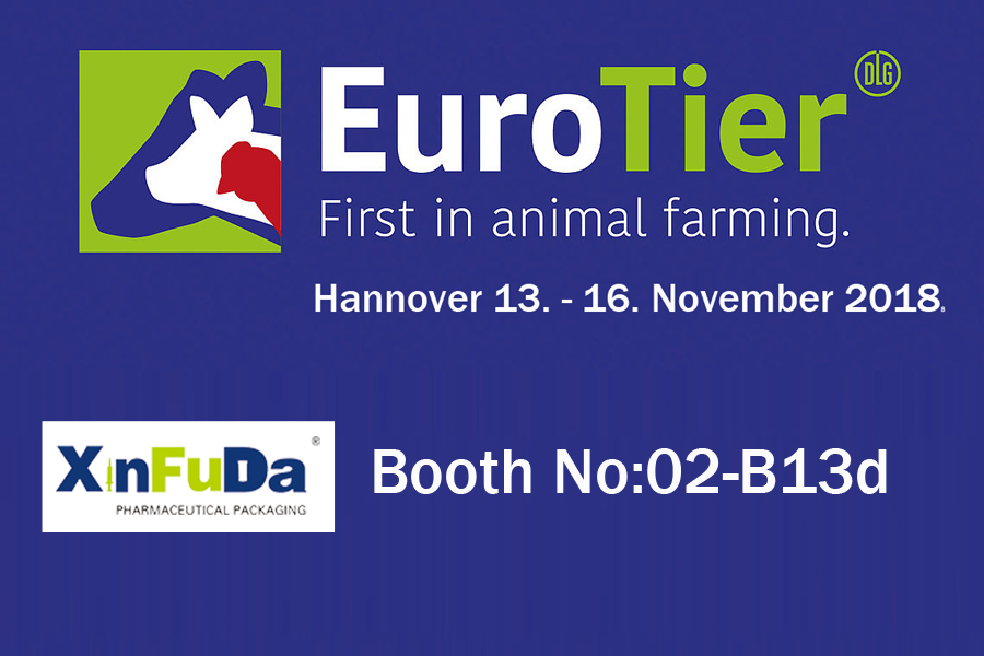 Waiting you in EuroTier Hannover