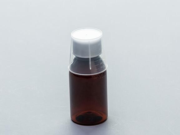 60ml oral liquid bottle for medicine T001
