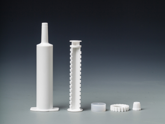 30cc oral syringe with dosing plunger