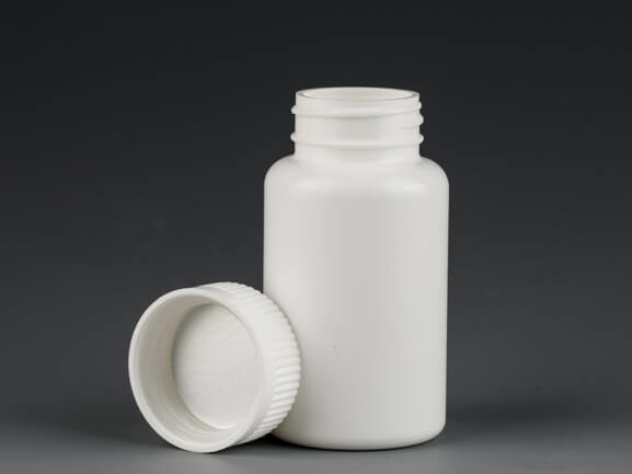 85ml Plastic Medicine Bottle  with CRC Z006