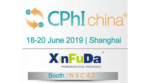 CPHI 2019 Shanghai