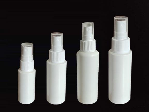 Plastic sanitizer spray bottle 30ml 60ml 100ml 120ml