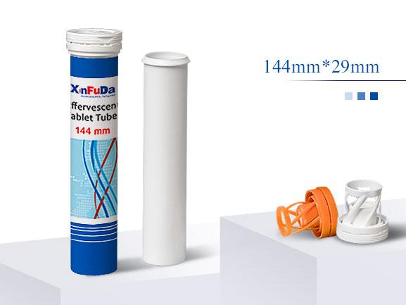 144mm*29mm EFF Tab Tube Supplier Y004