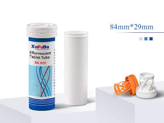 84mm*29mm Effervescent Tablet Tube Y001