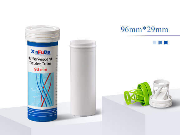 96mm*36mm Effervescent Tablet Container Supplier Y003
