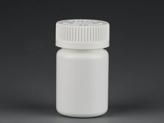 45ml pharmaceutical plastic vials Z009